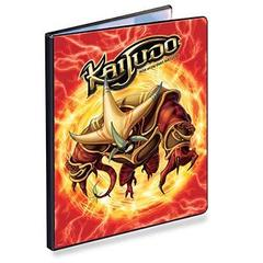 9-Pocket Tatsurion & Mighty Shouter Portfolio for Kaijudo