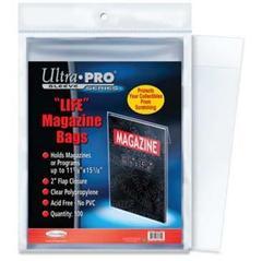 Ultra-Pro Life Magazine 11-1/8