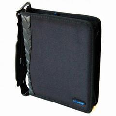 2-Ring Zippered Album with Carrying Strap
