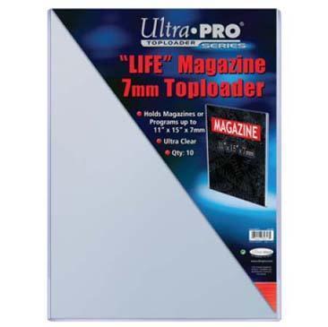 11 X 15 Ultra Pro Toploader