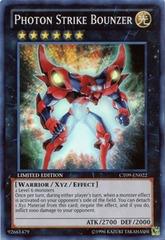 Photon Strike Bounzer - SP14-EN024 - Starfoil Rare - 1st Edition on Channel Fireball