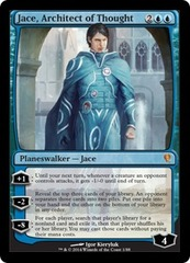 Jace, Architect of Thought - Foil (DDM)