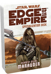 Star Wars: Edge of the Empire: Marauder Specialization Deck