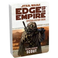 Star Wars: Edge of the Empire: Scout Specialization Deck