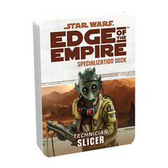 uSWE34 - Edge Of The Empire: Slicer Specialization Deck