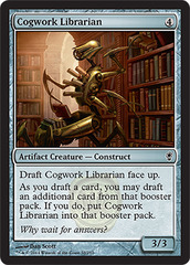 Cogwork Librarian - Foil