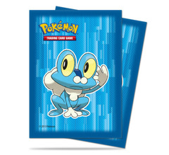 Pokemon XY Froakie Deck Protector 65ct