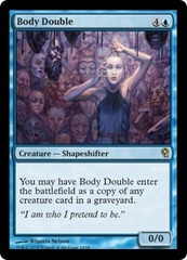 Body Double on Channel Fireball