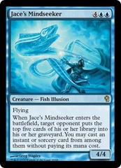Jace's Mindseeker on Channel Fireball