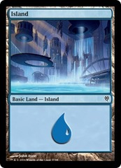 Island (37) on Channel Fireball