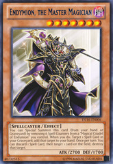 Endymion the Master Magician - Blue - DL16-EN006 - Rare - Unlimited Edition