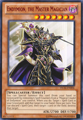 Endymion the Master Magician - Red - DL16-EN006 - Rare - Unlimited Edition
