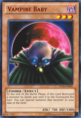 Vampire Baby - Red - DL16-EN002 - Rare - Unlimited Edition