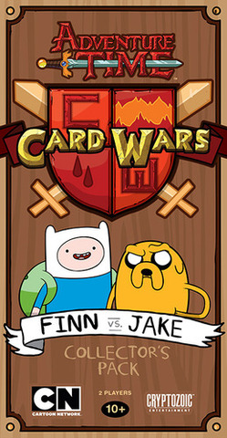 Adventure Time: Card Wars - Finn vs. Jake