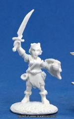 Elliwyn Heatherlark, Gnome Bard