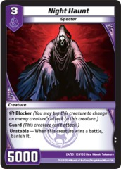 Night Haunt on Channel Fireball