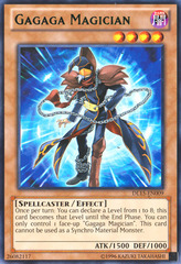 Gagaga Magician - Green - DL15-EN009 - Rare - Unlimited Edition