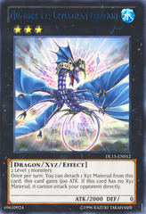Number 17: Leviathan Dragon - Blue - DL15-EN012 - Rare - Unlimited Edition