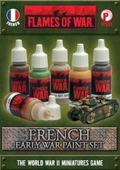 French Early War Paint Set