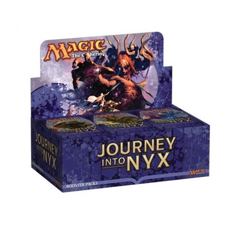 Journey into Nyx Booster Box Korean