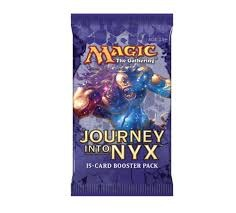 Journey into Nyx Booster Box Russian