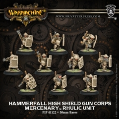 Hammerfall High Shield Gun Corps - Unit (10)