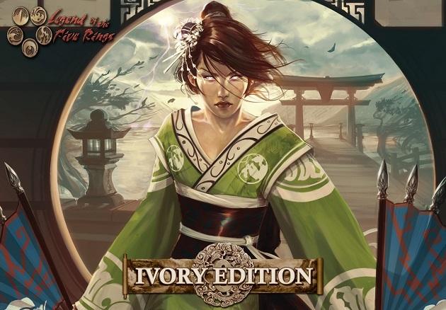 Ivory Edition - Scorpion Clan Starter Deck