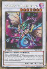Ancient Pixie Dragon - PGLD-EN006 - Gold Secret Rare - 1st Edition