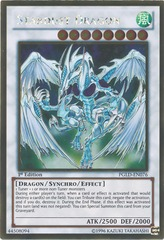Stardust Dragon - PGLD-EN076 - Gold Rare - 1st Edition