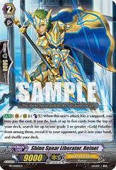 Shine Spear Liberator, Reinet - PR/0090EN - PR