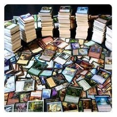 Magic the Gathering 200+ count Rares/Uncommons/Commons Mixed Bulk Lot