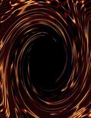 Dark Hole - LOB-EN052 - Super Rare - Unlimited Edition
