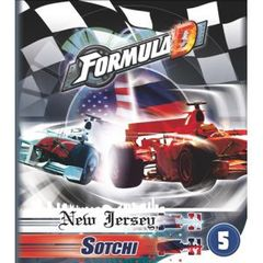Formula D Expansion 5: New Jersey/Sotchi