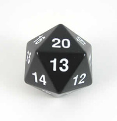 Jumbo Spindown D20 55mm Black