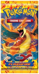 XY Flashfire Booster Pack