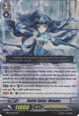 Battle Sister, Monaka - EB07/003EN - RR on Channel Fireball