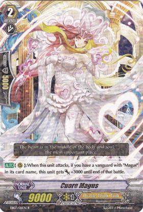 Cuore Magus - EB07/011EN - R