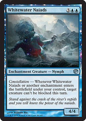 Whitewater Naiads - Foil