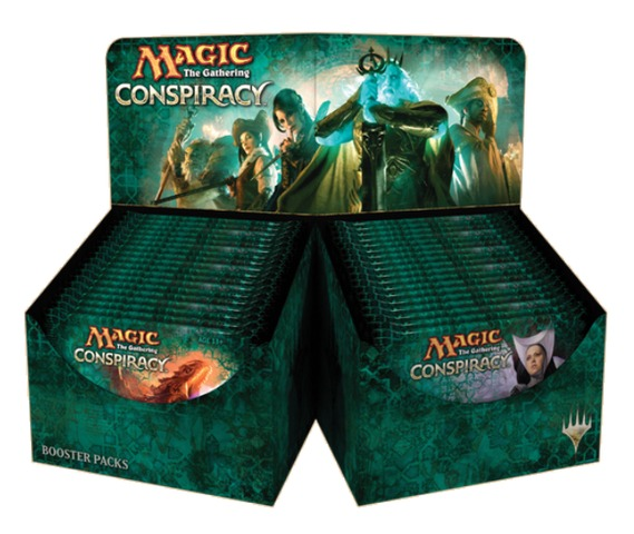 Conspiracy Booster Box - English