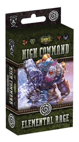 Hordes: High Command - Elemental Rage