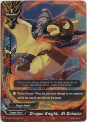 Dragon Knight, El Quixote - CP01/0012 - RR