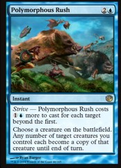 Polymorphous Rush - Foil