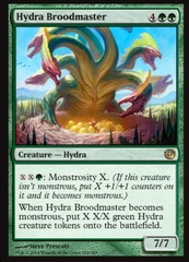 Hydra Broodmaster - Foil on Channel Fireball