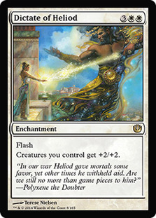 Dictate of Heliod - Foil