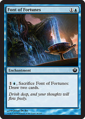 Font of Fortunes - Foil