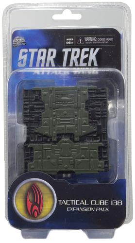 Star Trek: Attack Wing - Borg Tactical Cube 138
