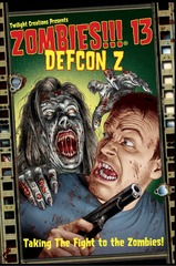 Zombies!!!: 13-DEFCON Z © Twilight Creations