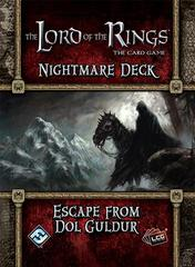 The Lord of the Rings: The Card Game  Nightmare Deck: Escape from Dol Guldur
