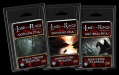 The Lord of the Rings: The Card Game  Game Night Kit 2013 Season One