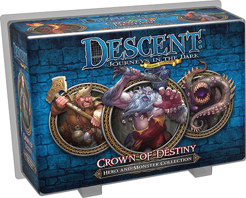 Descent: Journeys in the Dark (Second Edition)  Crown of Destiny